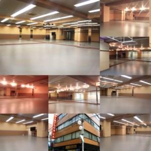 池袋のダンス教室向けレンタルスタジオ『池袋ミントスタジオ』