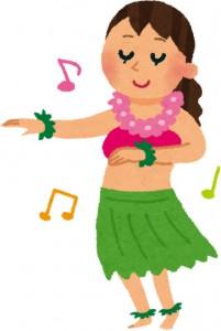心地よい ハワイアン ミュージック の中で フラ ダンス ができるのは 池袋 レンタルスタジオ