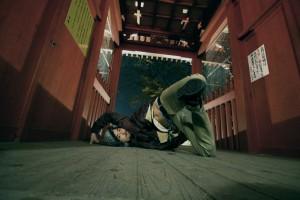 塚田岳 TENPACHI ブレイクダンス